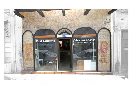 Menuiserie Guiliano 1